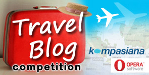 Pemenang Ketiga 'Kompasiana-Opera Travel Blog Competition'