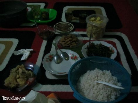 Makan malam spesial :D