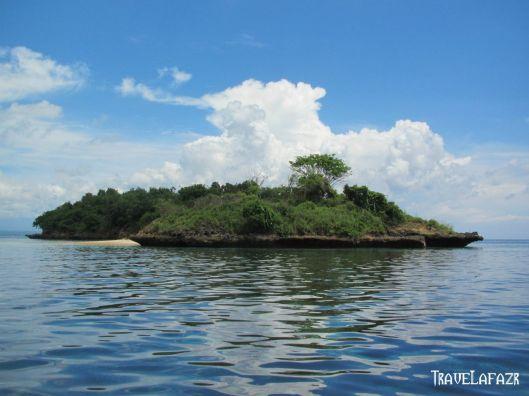 Pulau yang dituju