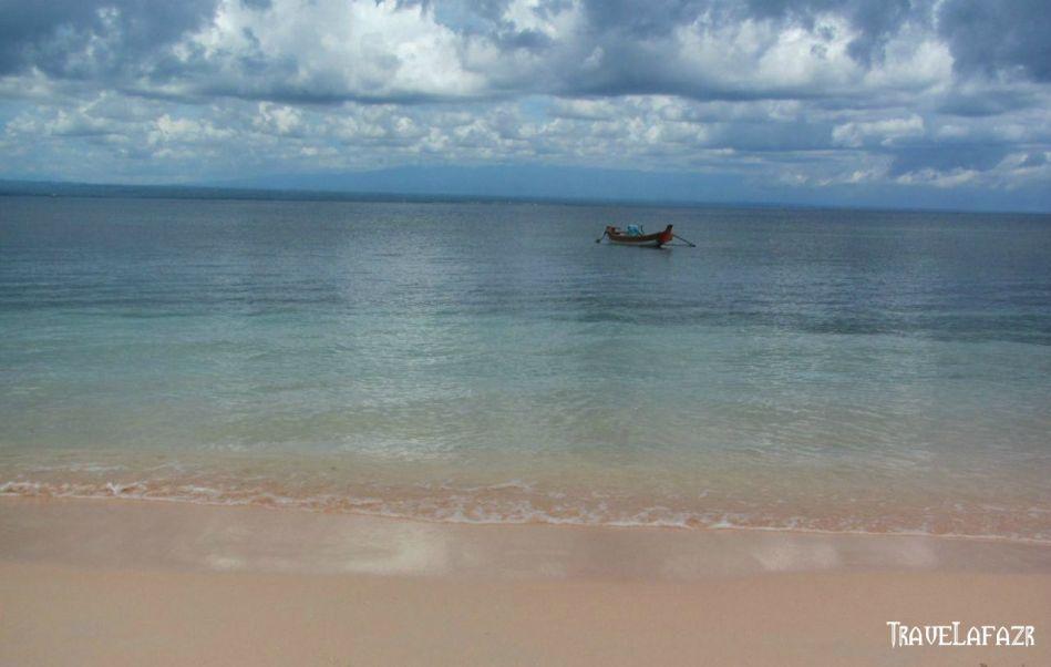 Pantai Pink Tangsi - Lombok
