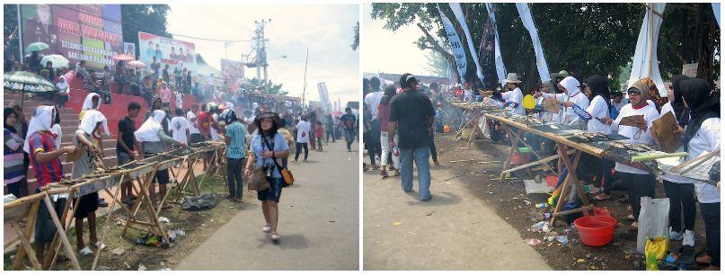 Festival Ikan Bakar - Jailolo