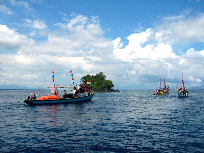 Sigofi Ngolo - Festival Teluk Jailolo