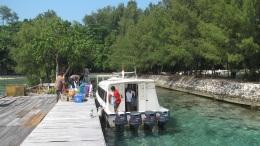 Dermaga Pulau Kotok