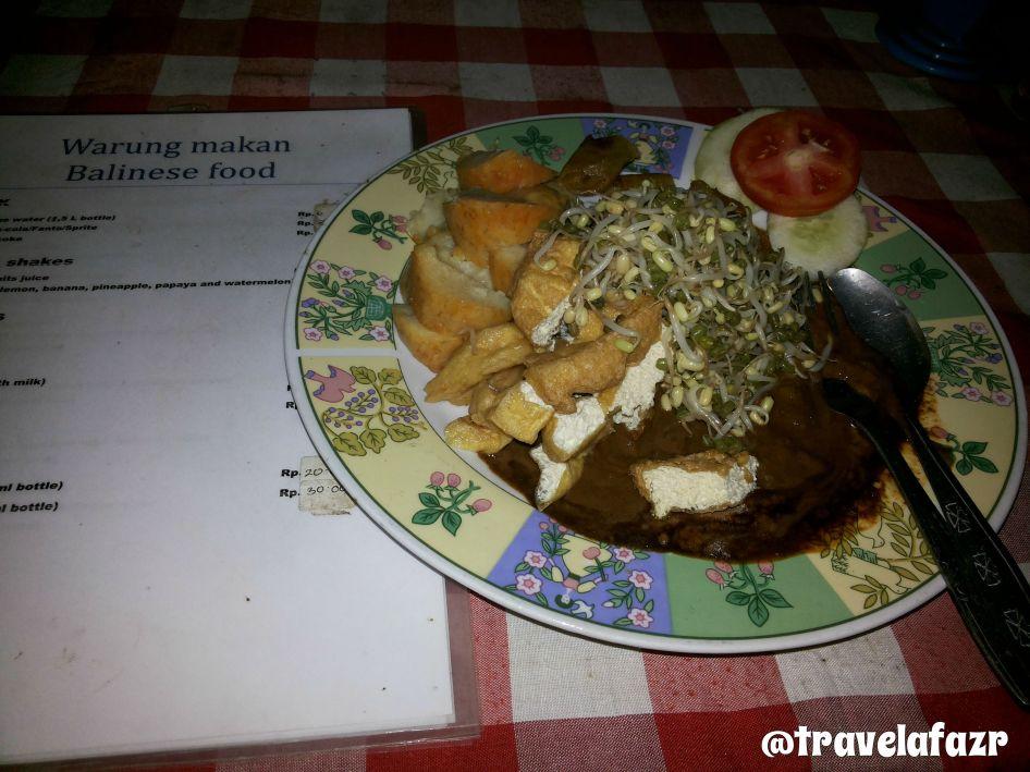 Tipat Tahu - Warung Makan Balinese Food