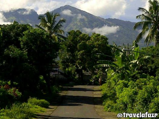Desa Senaru. Lombok Utara