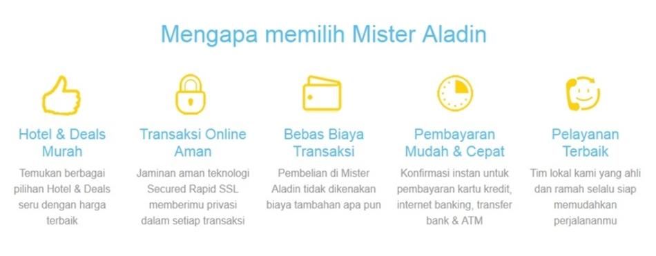 Feature Mister Aladin