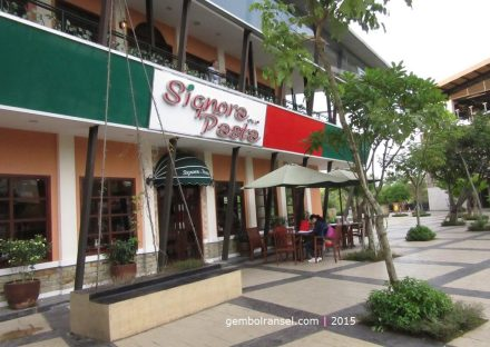 Signora Pasta the Breeze