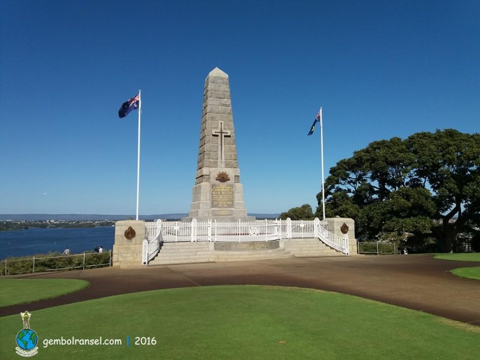 The State War Memorial